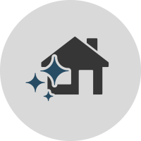 My Hometown Properties - Clean Home Icon