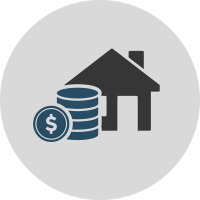 My Hometown Properties - Fair Pricing Icon